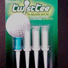 Blister Packaging - Golf Tees