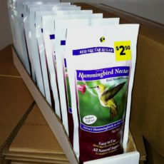 Hummingbird Packaging
