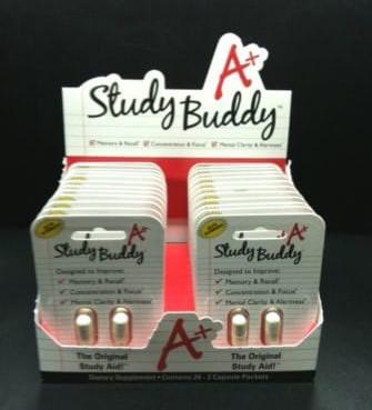 Studdy Buddy Blister Pack