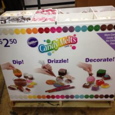 Wilton Candy POP Display Operation