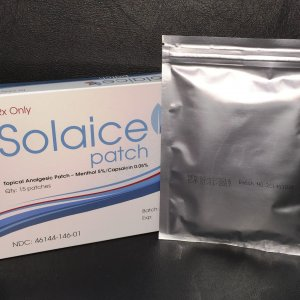 Pouch in a carton packaging