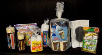 Bagging - Packaging