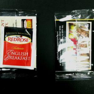 Cello Tea Packaging