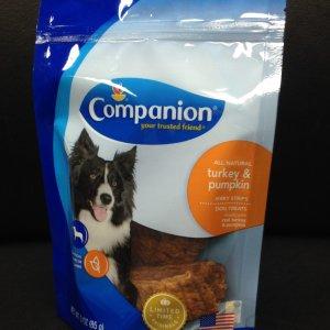 Dog Treat pouching