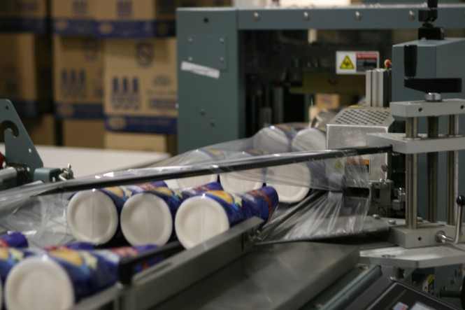 Harrisonburg Packaging Line