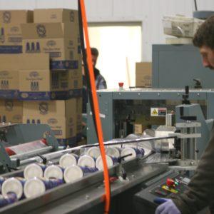 Harrisonburg Packaging Line