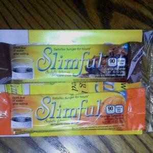 Slimful packages overwrap