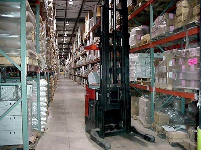 Warehousing And Distribution Fulfillment Packaging