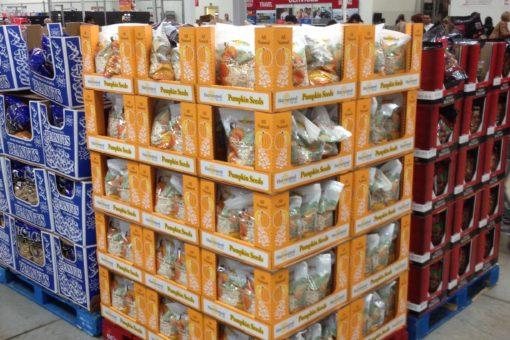 Club Packs - Big Box Stores