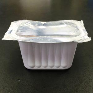 1-2 oz liquid portion pack