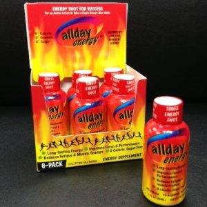 Bottle Packaging - 5 Hour Energy