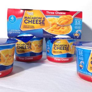 rigid packaging cheese