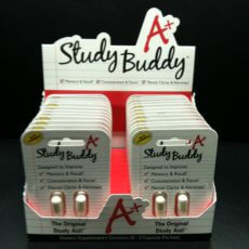 Study Buddy Blister Packaging