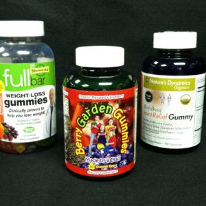 Bottle Packaging - Gummy Supplements
