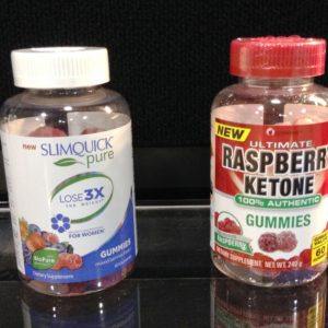 Gummy Bear Bottle Packaging