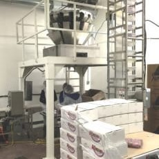 Gummy Bear Bottling Line Packaging Plant