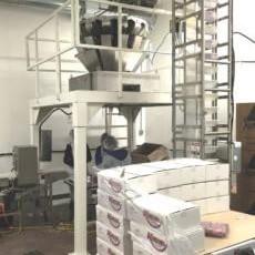 Gummy Bear Bottling Line Packaging Plant