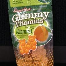Gummy Pouch 15 day supply