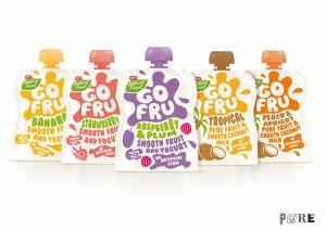Flexible Baby Food Packaging