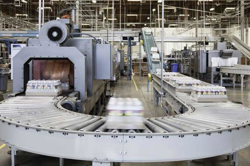 packaging line plant