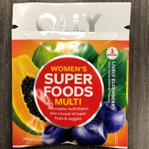 OLLY 2 ct Gummy pouch