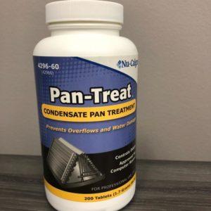 pan treat bottle packaging