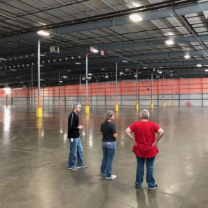large texas contract packaging warehouse