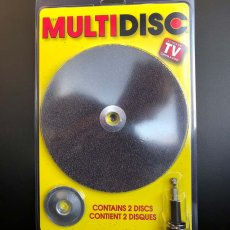 multidisc secondary packaging