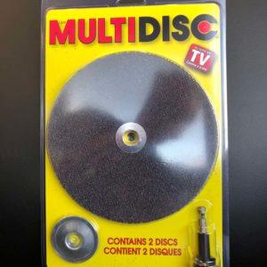 multidisc secondary packaging