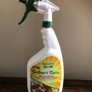 32 oz trigger sprayer packaging