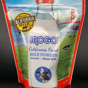 dry pouching milk powder