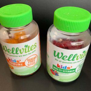 gummy bear vitamin packaging kids