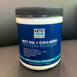 mct oil collagen packaging