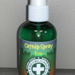cat nip spray packaging