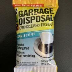 garbage disposal packaging