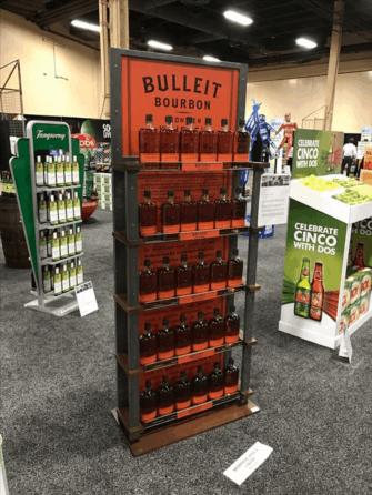 Bulleit: Free standing