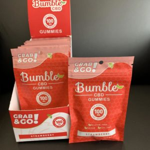 Cbd Packaging Gummies Pouch