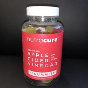 Apple Cider Gummies Packaging