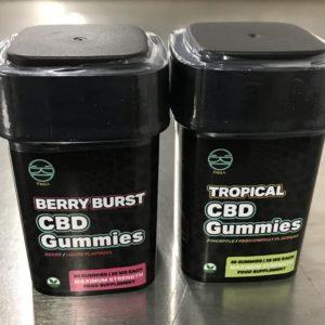 Cbd Gummies Bottle Packaging