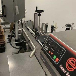Contract Packaging Machine