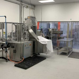 Contract Packaging Plant