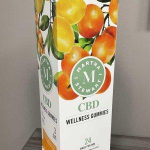 Cbd Gummies Wellness Packaging