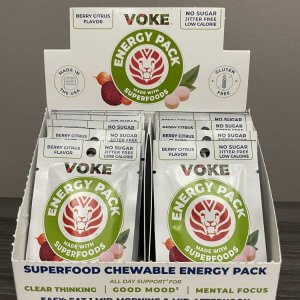 Energy Packs Contract Packaging